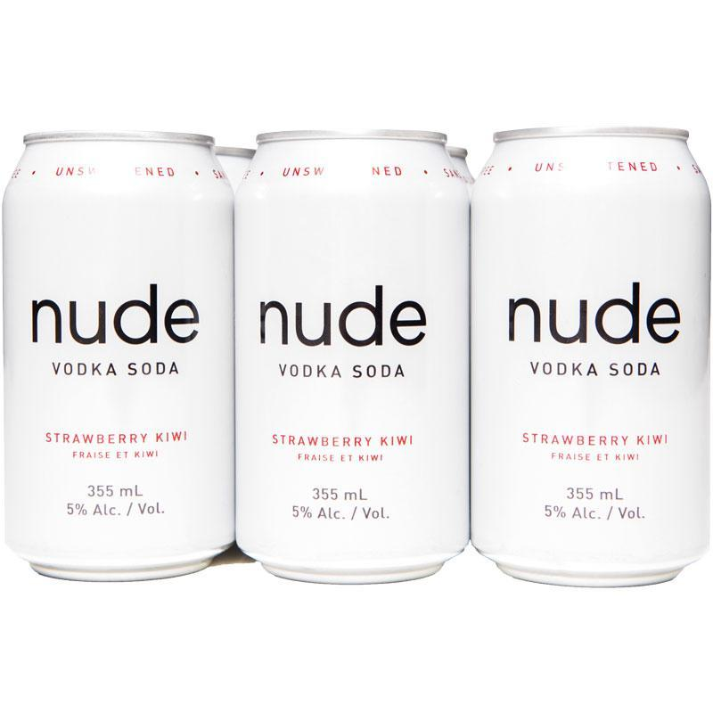Nude Vodka Soda Mango